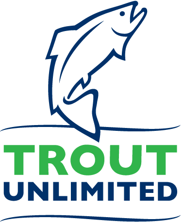 Trout Unlimited Before Logo